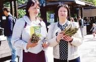 Deltuviškė ūkininkė vilniečius pakvietė į Smidrų festivalį