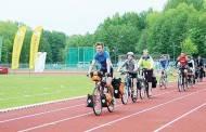 Į festivalį Palangoje 15-metis ukmergiškis numynė dviračiu