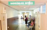 Dėl remontuojamo Radiologijos skyriaus – laikini nepatogumai