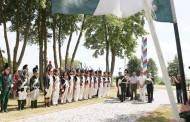Deltuvoje atgimė Napoleono laikų karinė dvasia