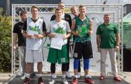 Ukmergės krepšinio talentas triumfavo Vilniuje
