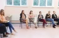Mokymuose – ir savanorė iš Ukmergės