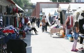 Miesto turguje toliau siautėja kišenvagiai