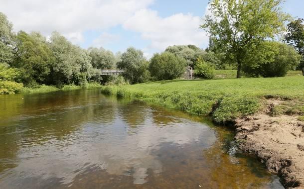 Šventosios upėje maudytis nerekomenduojama