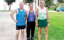 Bėgimuose – ir Ukmergės atstovai