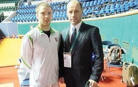 Parolimpinėse žaidynėse ukmergiškis Osvaldas Bareikis – penktas