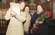 Įteikta 18-oji literatūrinė Vlado Šlaito premija