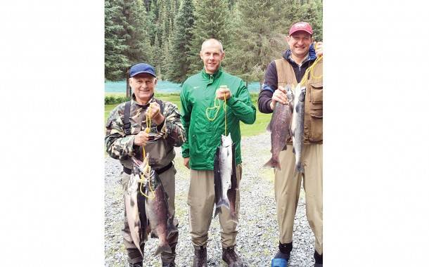 10 tūkstančių kilometrų – žvejoti į Aliaską