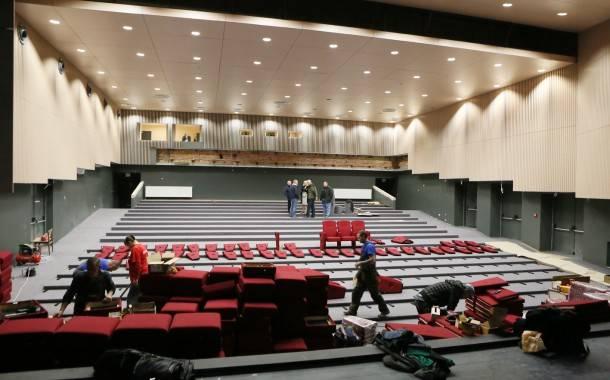Kultūros centro salėje – ir 3D filmai