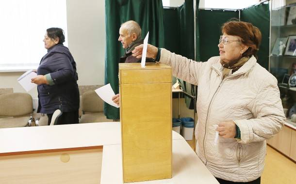 Pakartotinio balsavimo pradžia – aktyvi