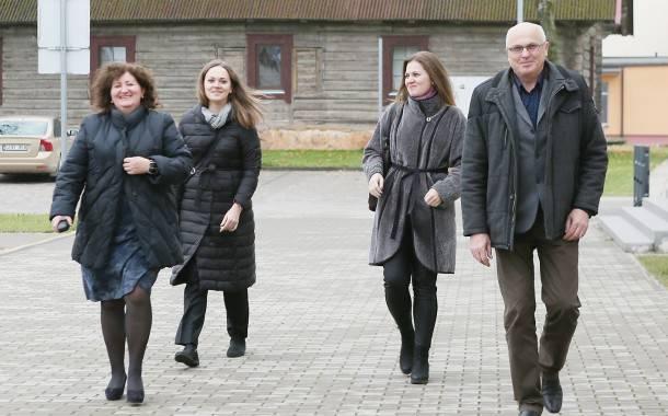 Seime ukmergiškiams atstovaus Juozas Varžgalys