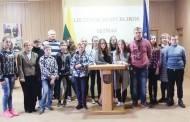 Ekskursija į Lietuvos Respublikos Seimą
