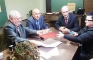 Ukmergės muziejininkų vizitas Baltarusijoje