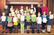 Pradinių klasių raiškiojo skaitymo konkursas