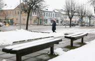 Sniego valytojams – pirmieji išbandymai