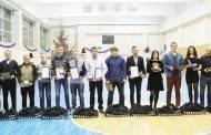 Apdovanoti geriausi metų sportininkai