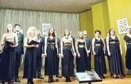 Šventinis choro AVE VITA koncertas