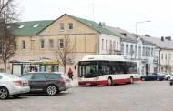 Kęstučio aikštėje – pirmenybė autobusams