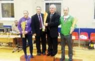 Ukmergiškių imtynininkų komandai – trečioji vieta