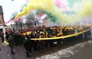 Iškilmingai paminėta Lietuvos valstybės atkūrimo diena