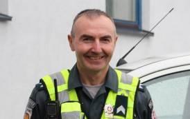 Policijos komisariate – išleistuvės