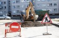Bus tęsiama Veterinarijos gatvės rekonstrukcija