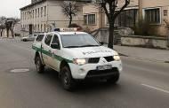 Apie neblaivų vairuotoją pranešė policijai