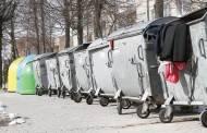 Maisto atliekoms – atskiri konteineriai