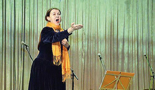 Vėl skambėjo kaimo dainininkų balsai