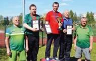 Stipriausi – Deltuvos seniūnijos sportininkai