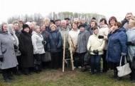 Bočių ąžuoliukas Lietuvos nepriklausomybės šimtmečiui