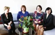 Lankėsi Vilniaus apskrities valstybinės mokesčių inspekcijos atstovės