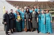 Ukmergiškės dainavo festivalyje