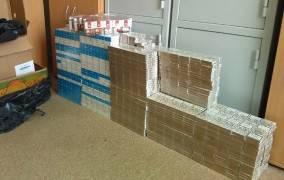 Už kontrabandinių rūkalų laikymą gresia iki 6 tūkst. Eur bauda
