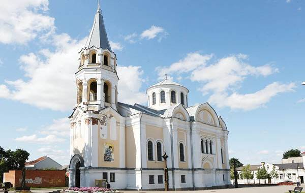 Švč. Trejybės bažnyčia bus remontuojama
