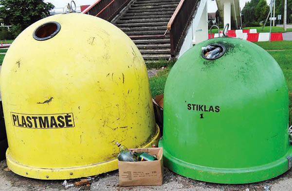 Ukmergiškiai nepatenkinti atliekų tvarkytojais, šie priekaištauja gyventojams