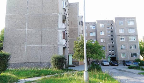 Ragina tvarkytis ir kaimynus