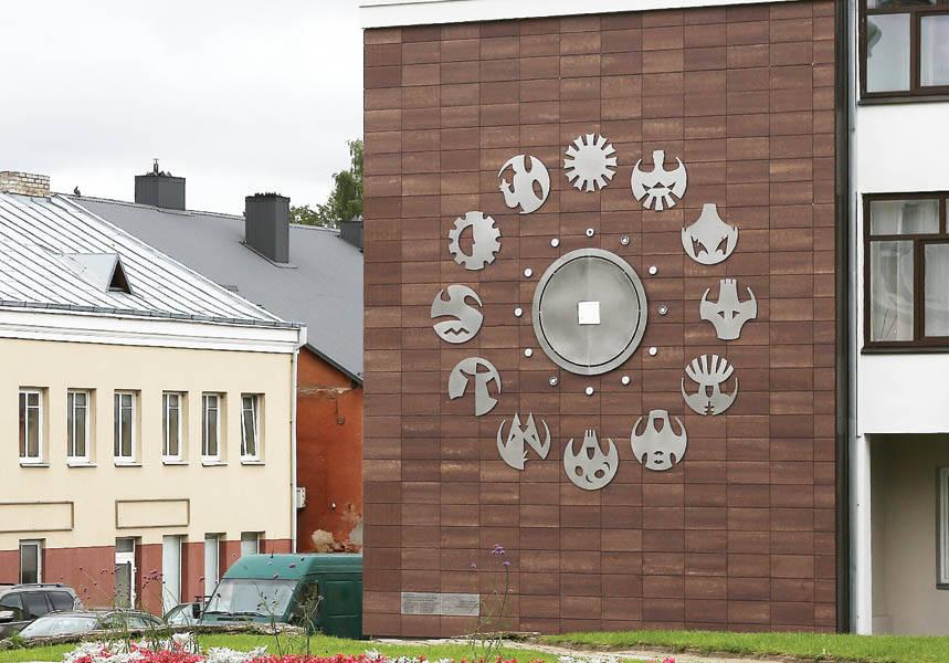 Kokios anomalijos stabdo Ukmergės laikrodžius?