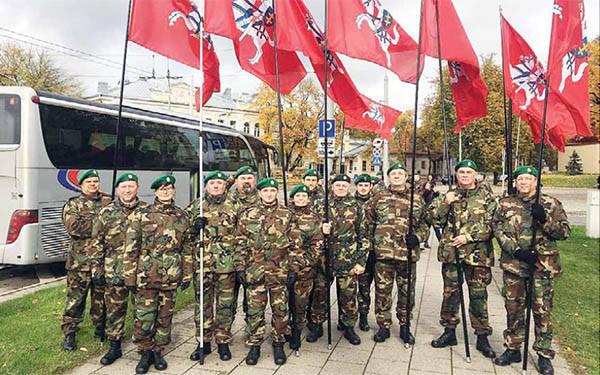 Paminėjo generolo Tado Kosciuškos 200-ąsias mirties metines