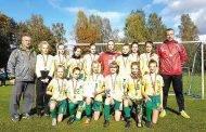 Mergaičių U14 čempionato nugalėtojos – ukmergiškės