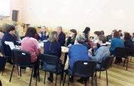 Apskritojo stalo diskusijoje – pradinio ugdymo pedagogės