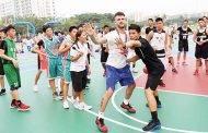 Ukmergiškių treneris mokė ir kinų krepšininkus