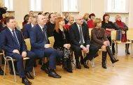 Penktadienį rajone lankėsi du ministrai
