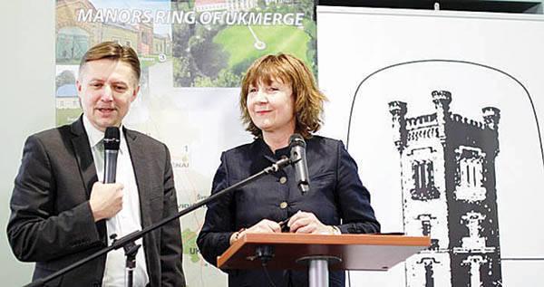 Ukmergėje – antroji tarptautinė konferencija