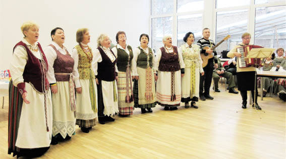 Šventėme Vilniuje