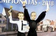 Kėdainiuose – sportinių šokių čempionatas