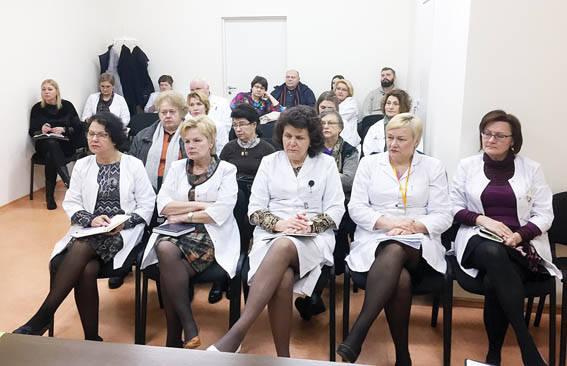Biomedicininių tyrimų projekte dalyvaus ir rajono medikai