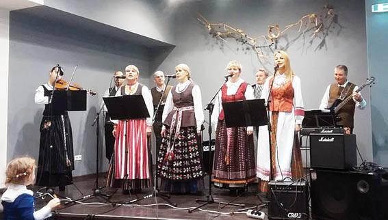 Liaudiškos muzikos kapelų šventė Deltuvoje