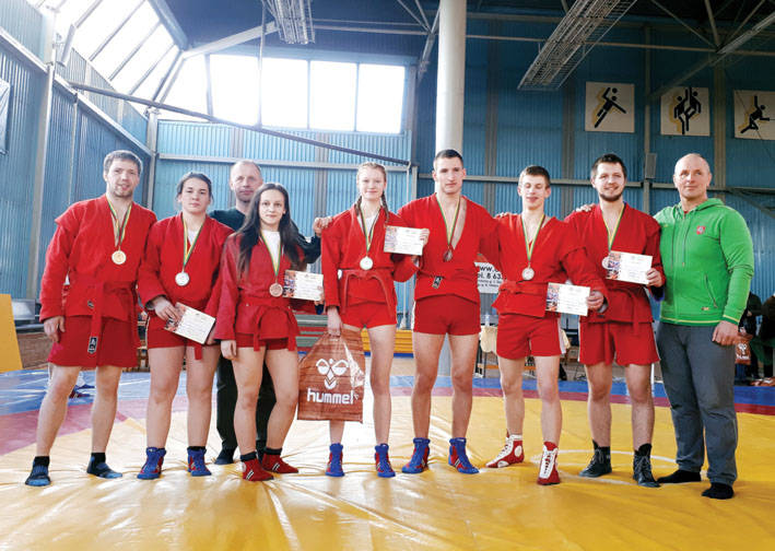 Iškovojo dešimt medalių