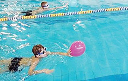 Velykinė Sporto centro auklėtinių plaukimo šventė